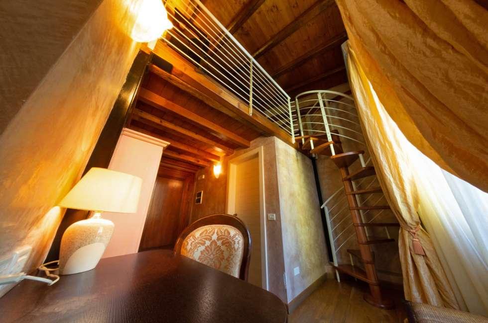 Agriturismo Villa Bissiniga Relais Farmhouse Holidays: San Carlino Guestroom